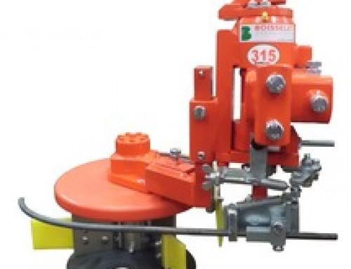 Désherbage mécanique : Boisselet